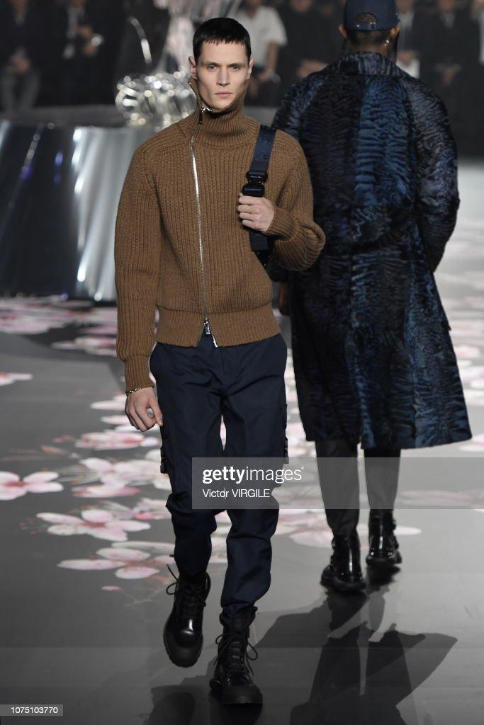 Dior Pre-Fall 2019 Men's Collection - Runway : ニュース写真