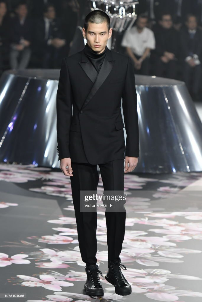 Dior Pre-Fall 2019 Men's Collection - Runway : ニュース写真