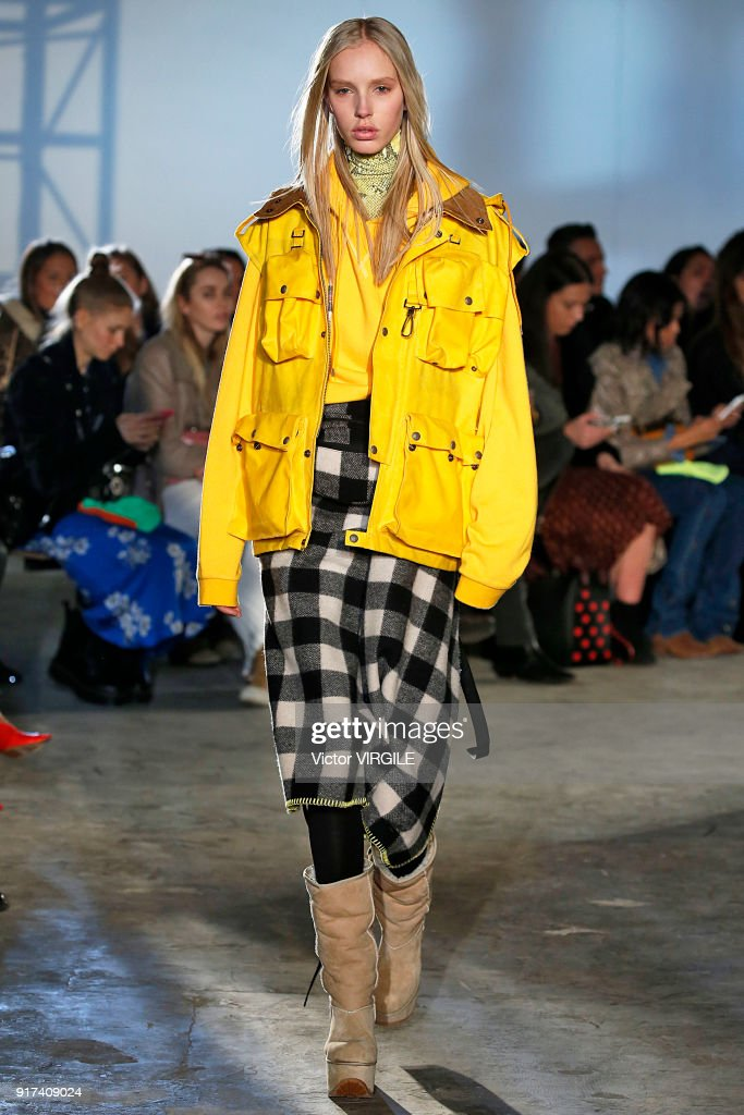 R13 - Runway - February 2018 - New York Fashion Week : News Photo