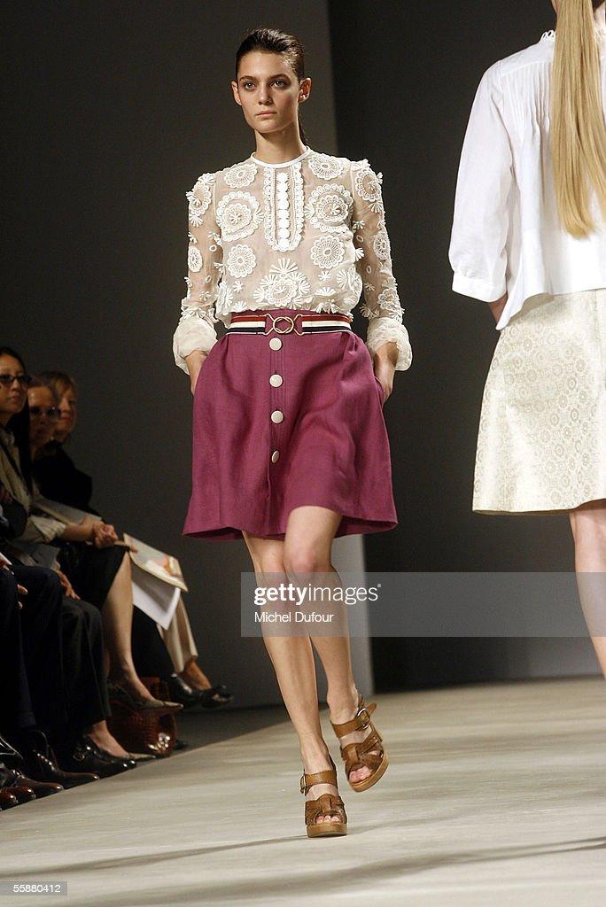 Paris Fashion Week - Chloe : ニュース写真