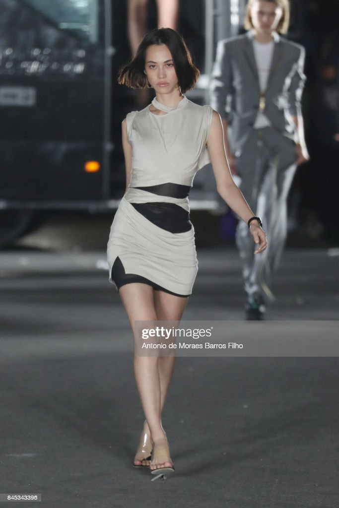 Alexander Wang - Runway - September 2017 - New York Fashion Week : ニュース写真
