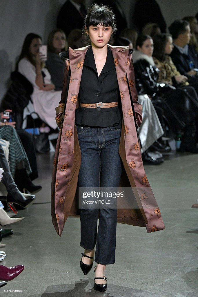 Brock Collection - Runway - February 2018 - New York Fashion Week : News Photo