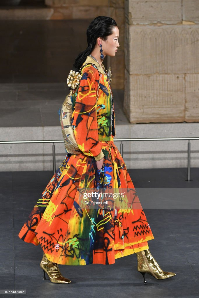 Chanel Metiers D'Art 2018/19 Show - Runway : News Photo