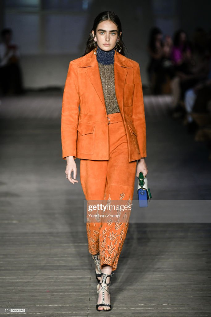 Chloe Early Spring Series 2020 Global Show , Shanghai : News Photo