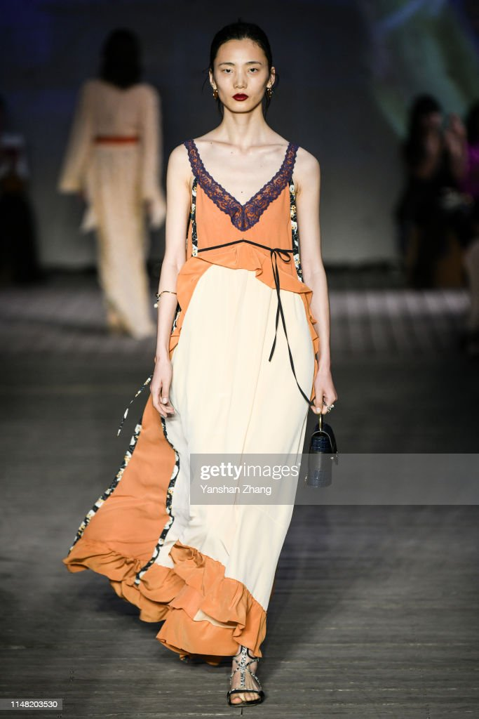 Chloe Early Spring Series 2020 Global Show , Shanghai : ニュース写真