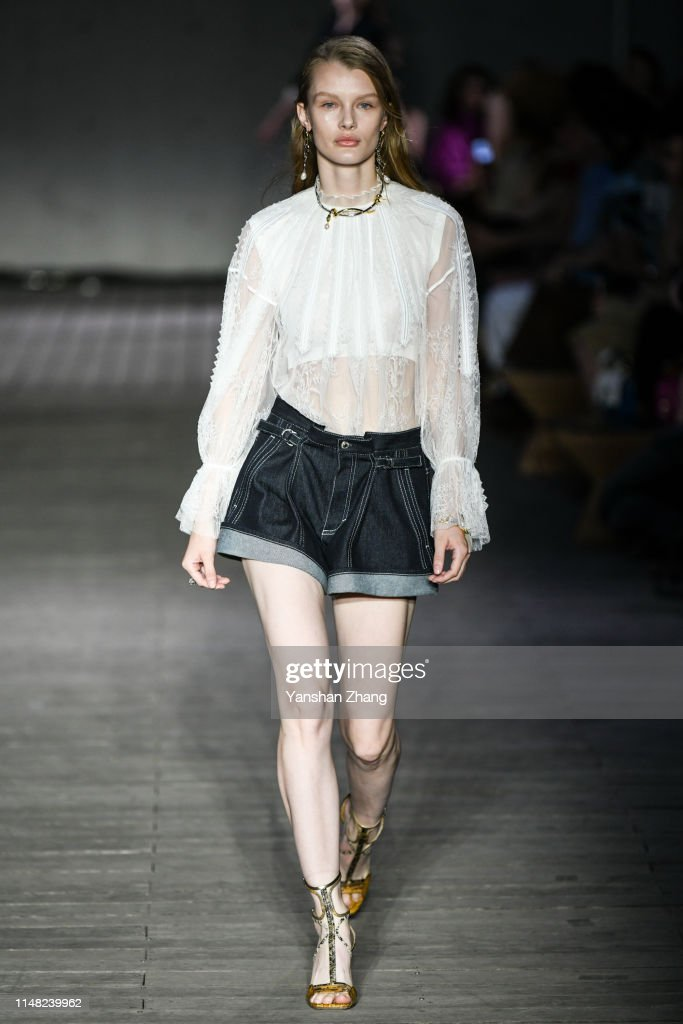 Chloe Early Spring Series 2020 Global Show , Shanghai : ニュース写真