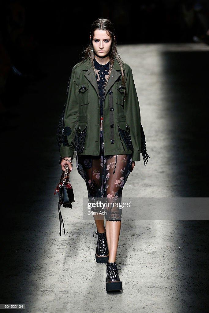 NY: Coach 1941 - Runway - September 2016 - New York Fashion Week
