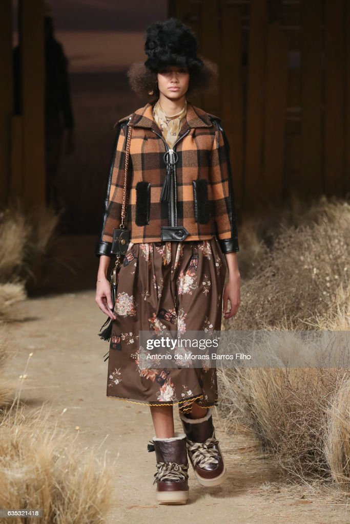 Coach - Presentation - February 2017 - New York Fashion Week : News Photo