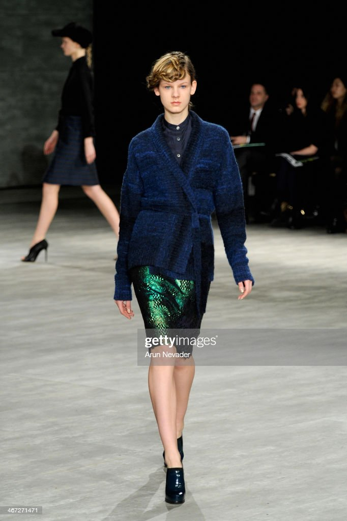 Creatures Of The Wind - Runway - Mercedes-Benz Fashion Week Fall 2014 : News Photo