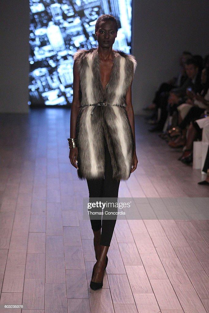 HSN Presents Serena Williams Signature Statement Collection Fashion Show at Kia STYLE360 New York Fashion Week : News Photo