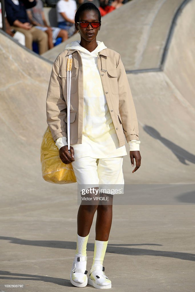 John Elliott - Runway - September 2018 - New York Fashion Week : ニュース写真