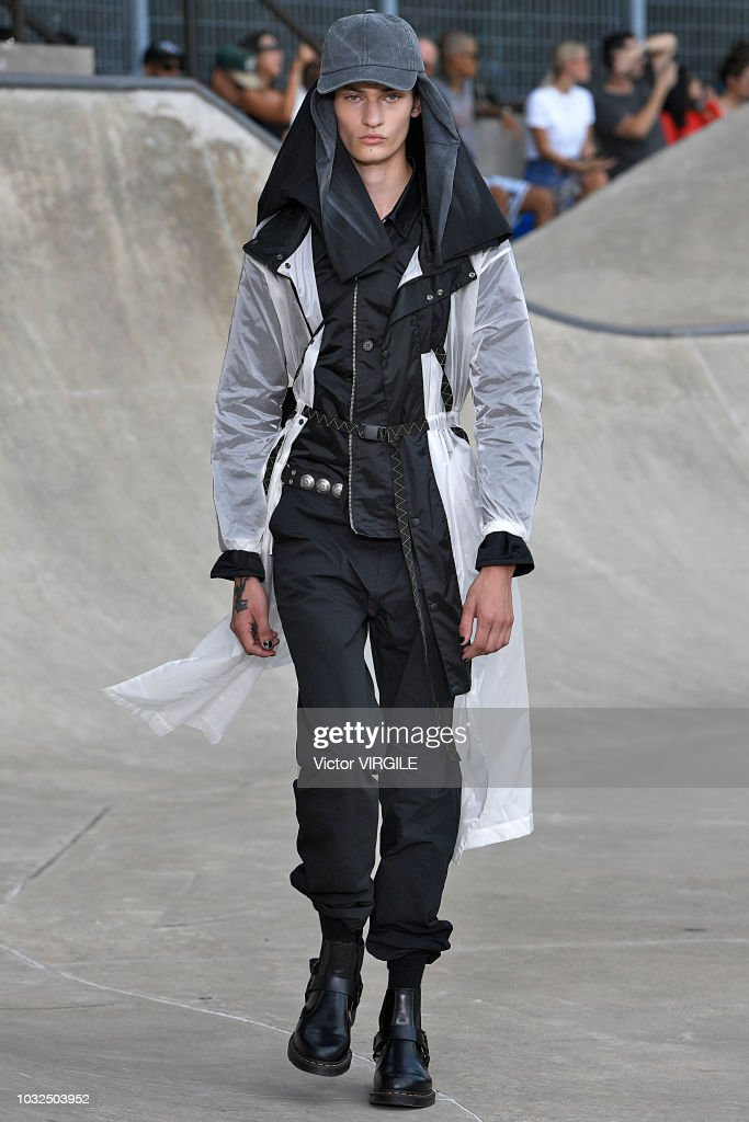 John Elliott - Runway - September 2018 - New York Fashion Week : ニュース写真