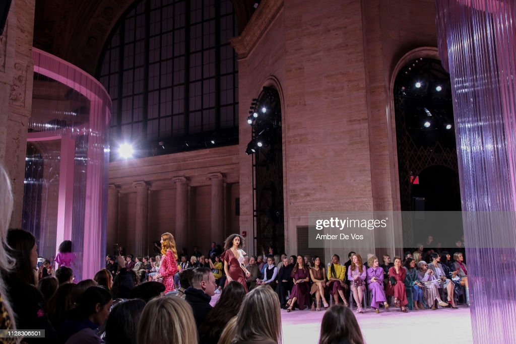 Kate Spade FW19 Fashion Show : ニュース写真