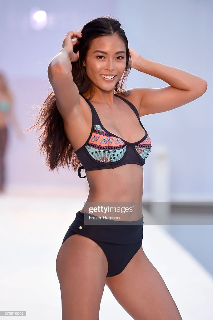 FL: Lybethras 2017 Collection at SwimMiami