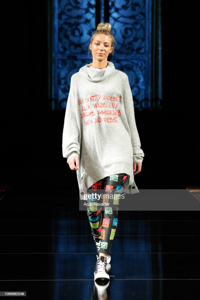 RICARDO SECO At New York Fashion Week Powered By Art Hearts Fashion NYFW : News Photo