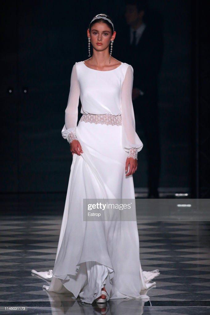 ESP: Rosa Clara - Show - Valmont Barcelona Bridal Fashion Week 2019