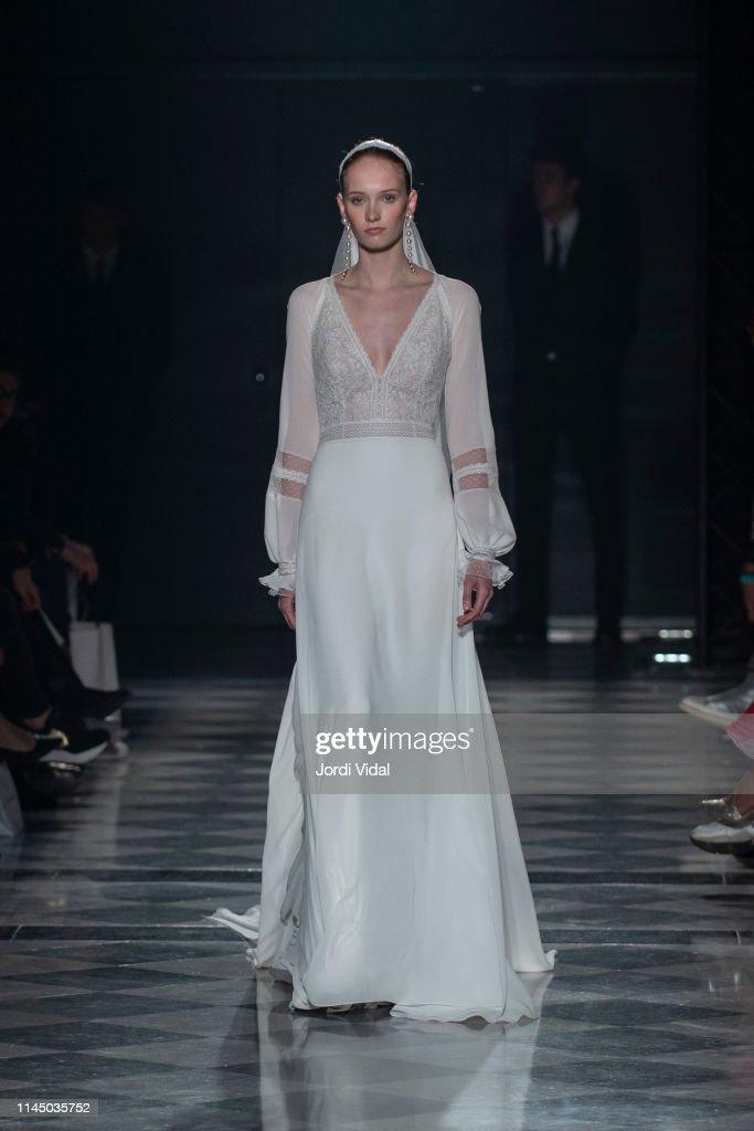 ESP: Day 3 - Valmont Barcelona Bridal Fashion Week 2019