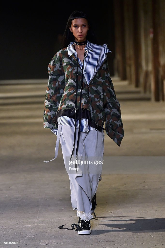91. Pitti Uomo -  Sulvam Fashion Show : News Photo