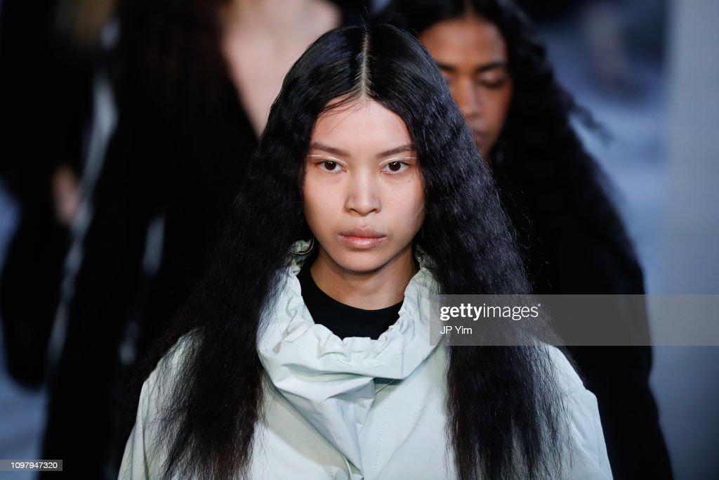 3.1 Phillip Lim - Runway - February 2019 - New York Fashion Week : ニュース写真
