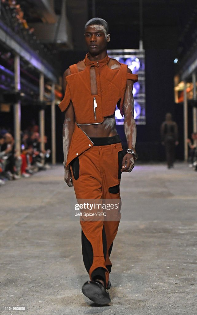 A-Cold-Wall - Runway - LFWM June 2019 : News Photo