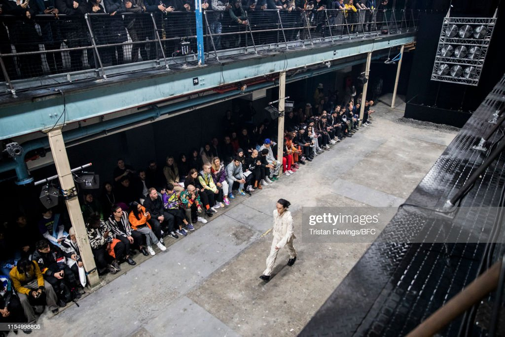 A-Cold-Wall - Runway - LFWM June 2019 : ニュース写真