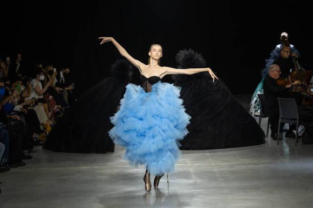 ITA: Act N°1 - Runway - Milan Fashion Week - Spring / Summer 2022