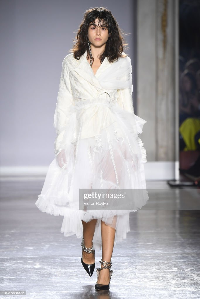 Act n.1 - Runway - Milan Fashion Week Spring/Summer 2019
