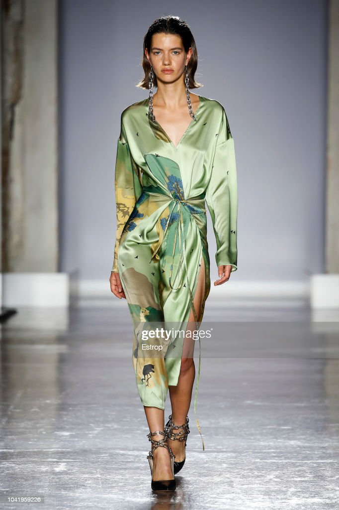 model-walks-the-runway-at-the-act-n1-show-during-milan-fashion-week-picture-id1041959226