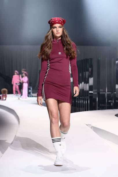 DEU: Adidas - ABOUT YOU Fashion Week Autumn/Winter 21