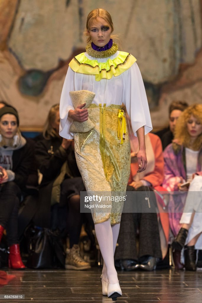 Catwalks - Day 1 - Oslo Fashion Week Autumn/Winter 2017 : ニュース写真