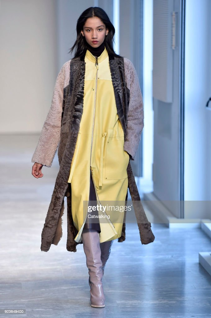 Agnona - Runway RTW - Fall 2018 - Milan Fashion Week