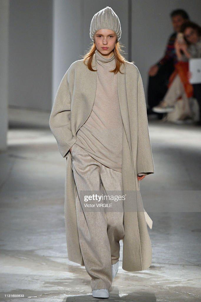 ITA: Agnona - Runway - Milan Fashion Week Autumn/Winter 2019/20