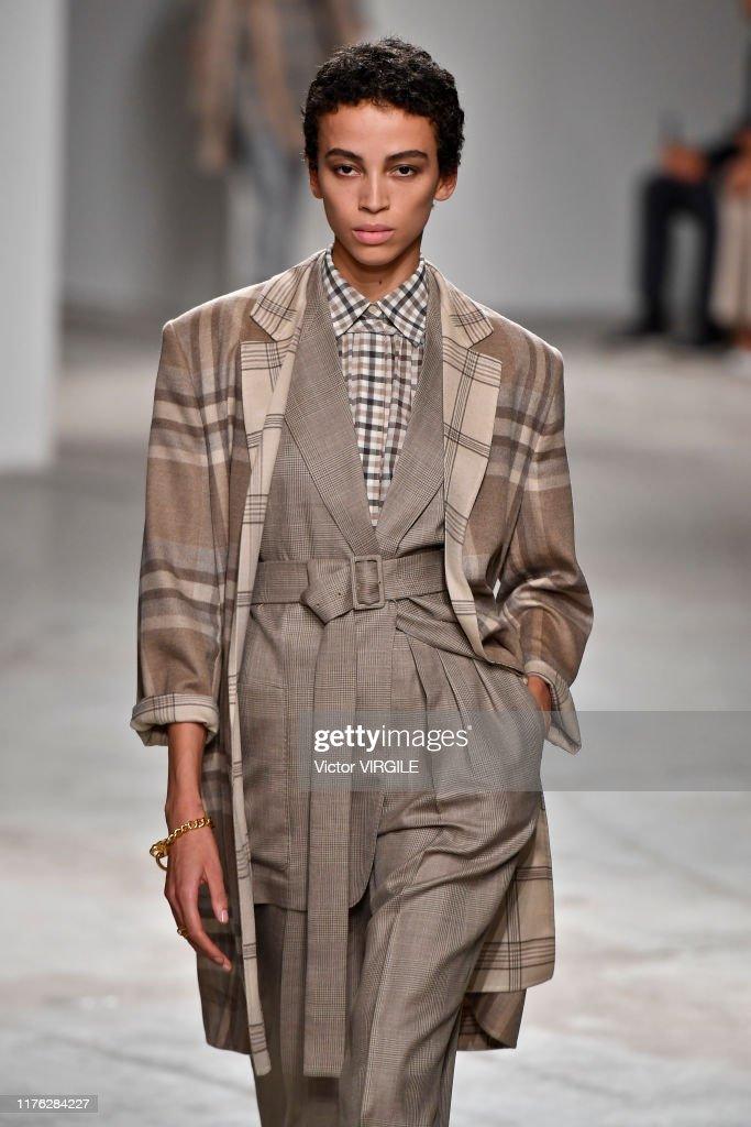 Agnona - Runway - Milan Fashion Week Spring/Summer 2020 : Photo d'actualité