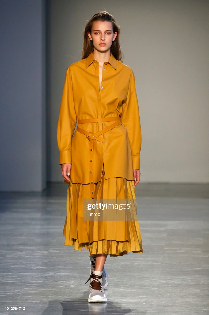 Agnona - Runway - Milan Fashion Week Spring/Summer 2019