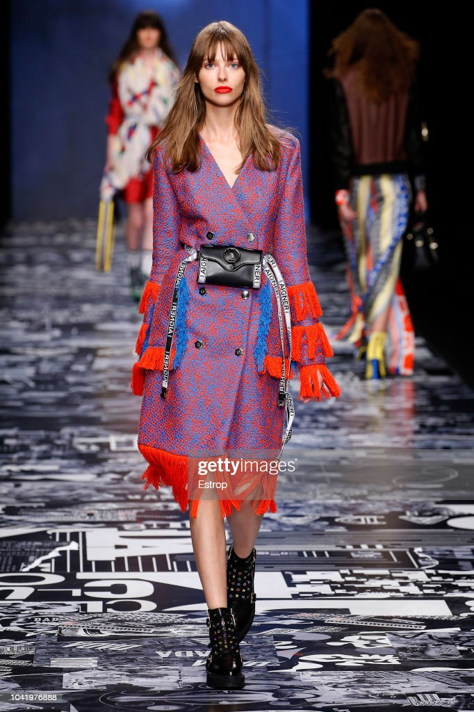 model-walks-the-runway-at-the-aigner-show-during-milan-fashion-week-picture-id1041976888