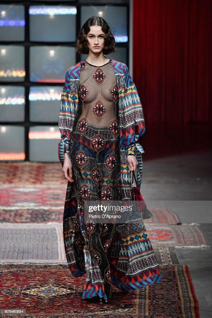 Aigner - Runway - Milan Fashion Week Fall/Winter 2018/19
