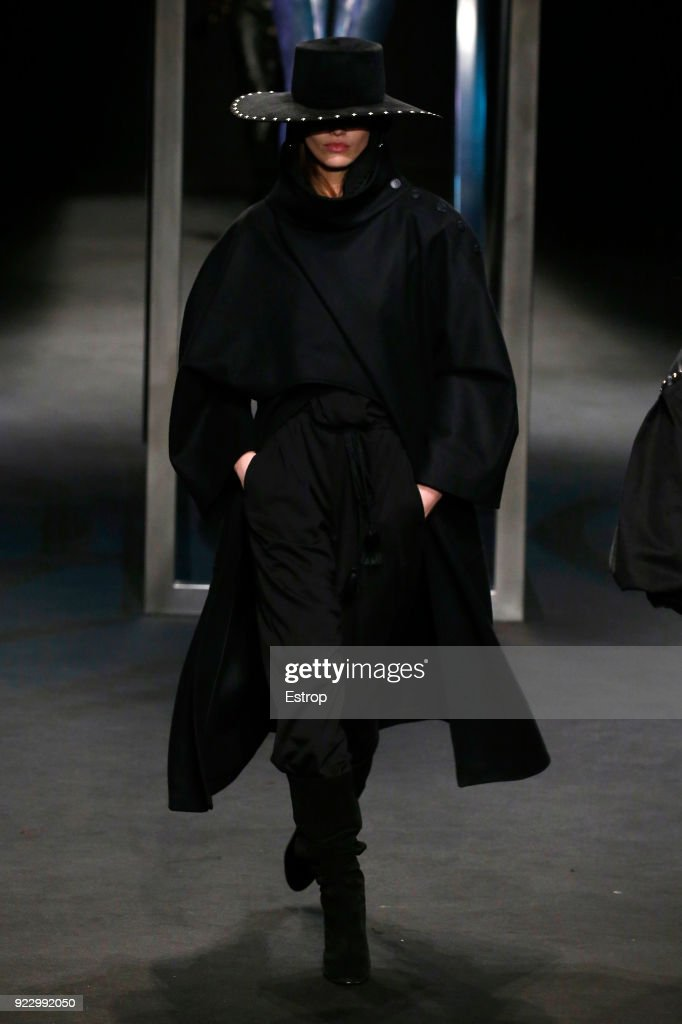 Alberta Ferretti - Runway - Milan Fashion Week Fall/Winter 2018/19 : ニュース写真