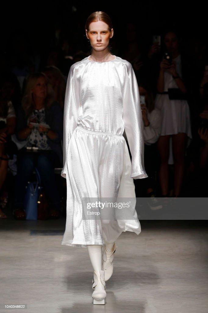 Alberto Zambelli - Runway - Milan Fashion Week Spring/Summer 2019 : ニュース写真