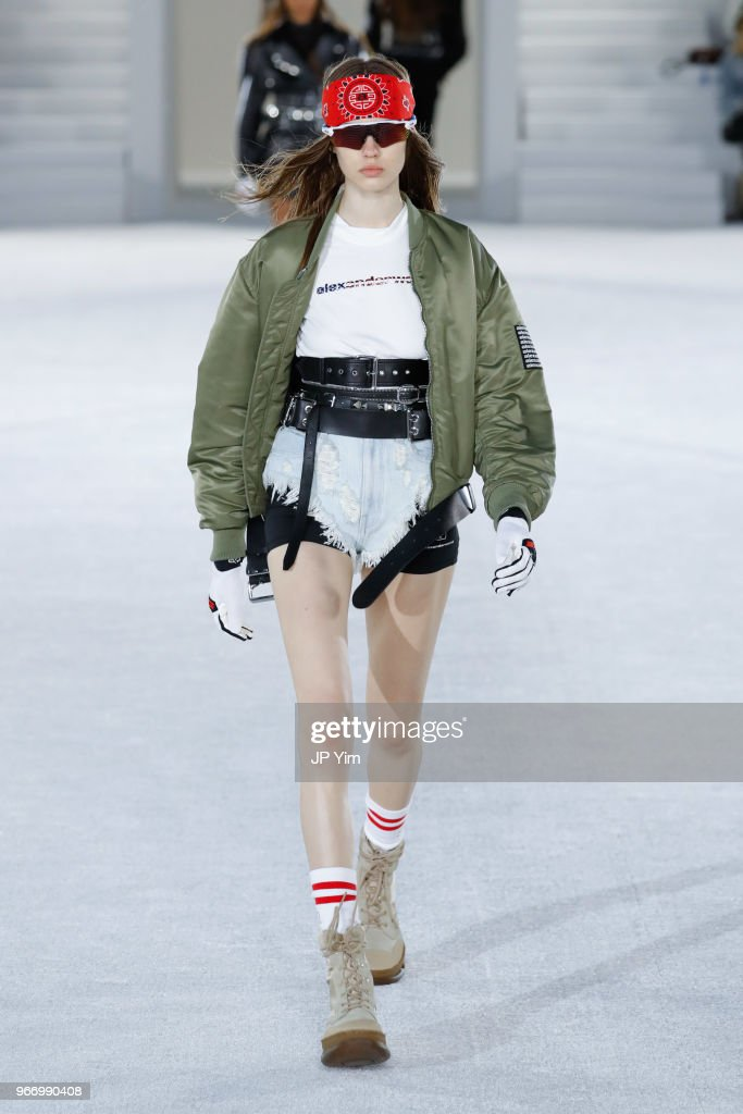 Alexander Wang - Runway - June 2018 - New York Fashion Week : ニュース写真
