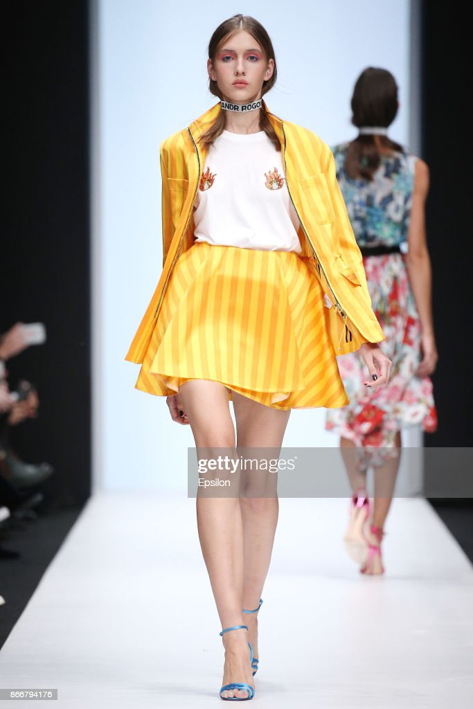 Mercedes Benz Fashion Week Russia S/S 2018 - Day FIVE : News Photo