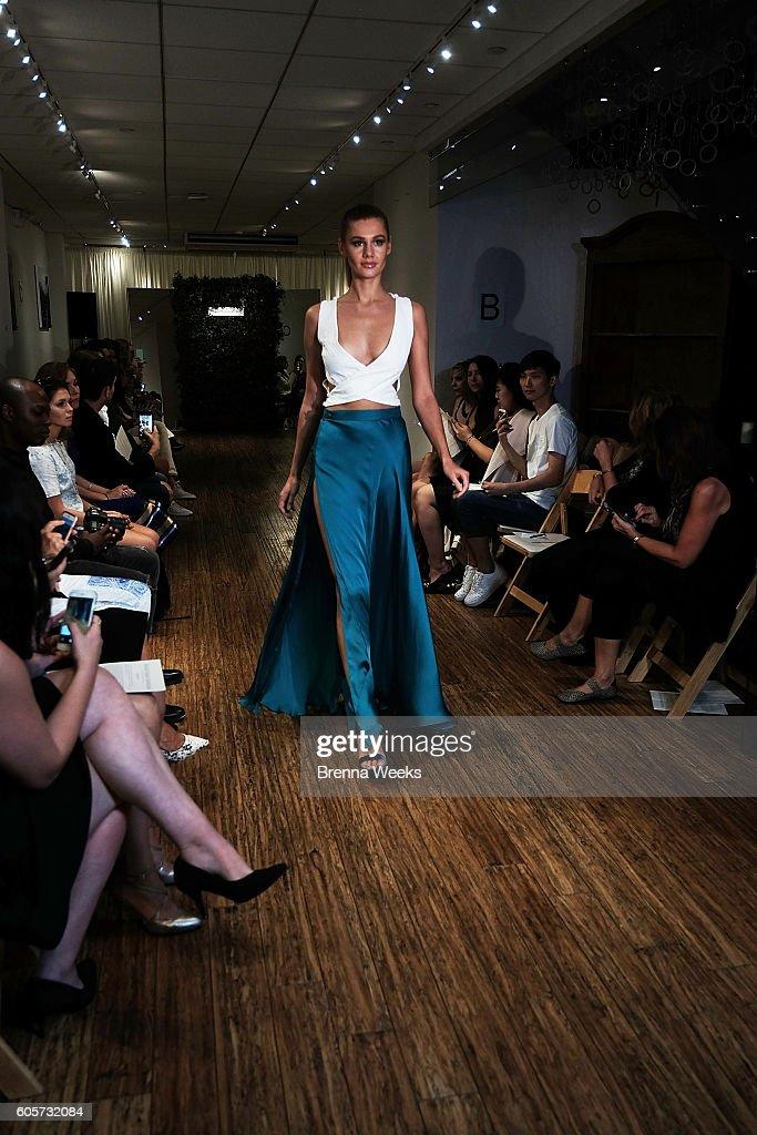 NY: Anastasiia Ivanova - Presentation - September 2016 - New York Fashion Week