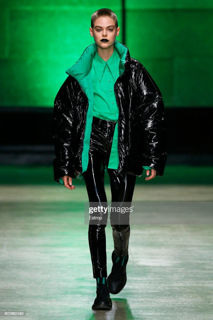 Annakiki - Runway - Milan Fashion Week Fall/Winter 2018/19 : News Photo