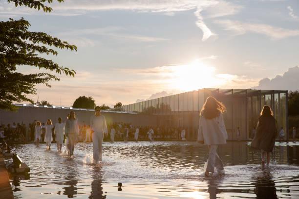 DEU: Runway - Annette Goertz Fashion Show Spring-Summer 2020