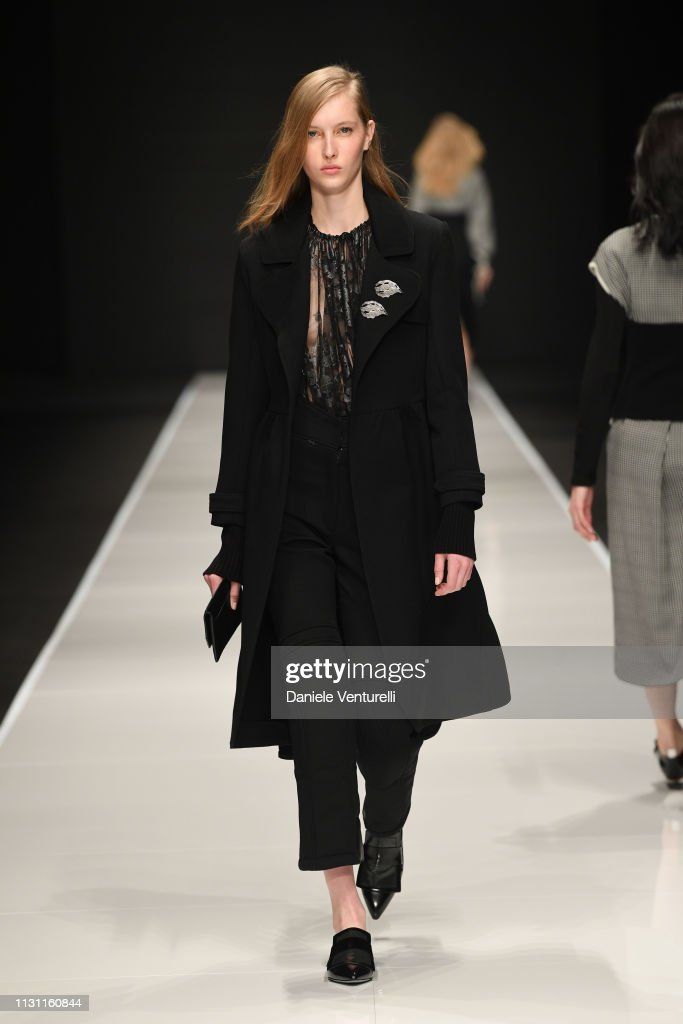 ITA: Anteprima - Runway - Milan Fashion Week Autumn/Winter 2019/20