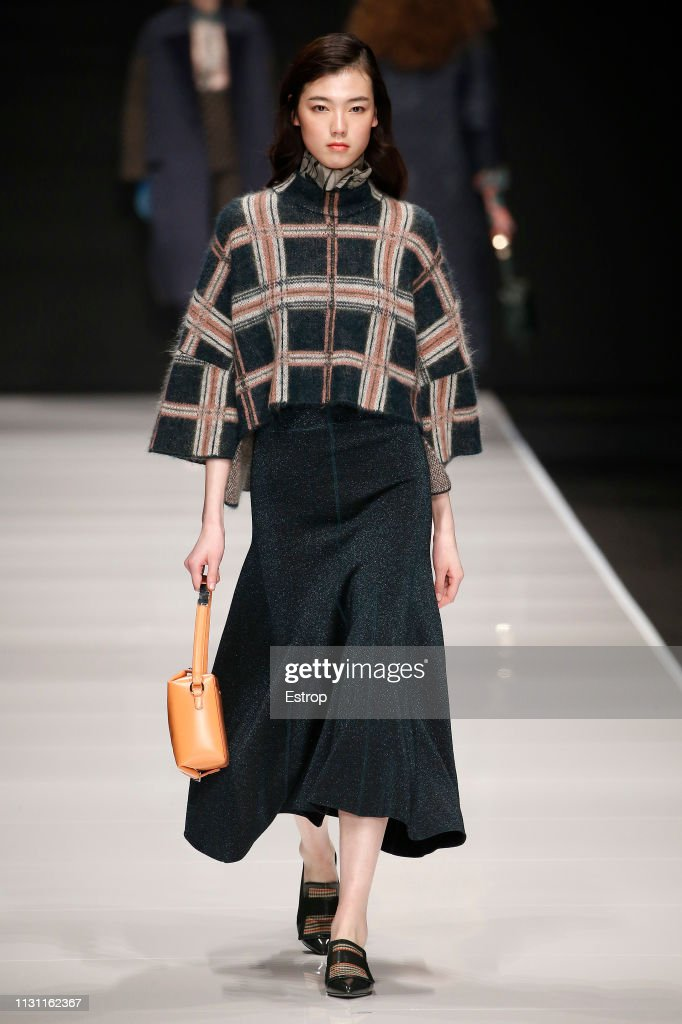 ITA: Anteprima - Runway: Milan Fashion Week Autumn/Winter 2019/20