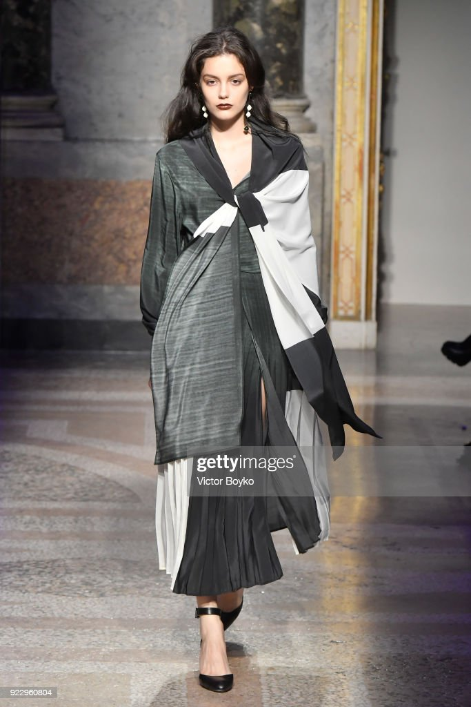 Anteprima - Runway - Milan Fashion Week Fall/Winter 2018/19