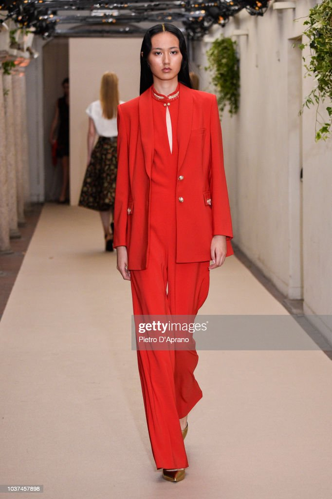 Antonio Croce - Runway - Milan Fashion Week Spring/Summer 2019