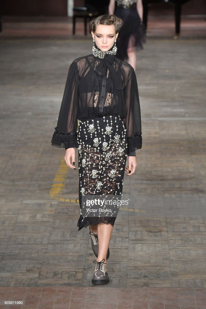 Antonio Marras - Runway - Milan Fashion Week Fall/Winter 2018/19