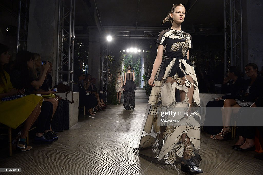 Antonio Marras - Runway RTW - Spring 2014 - Milan Fashion Week