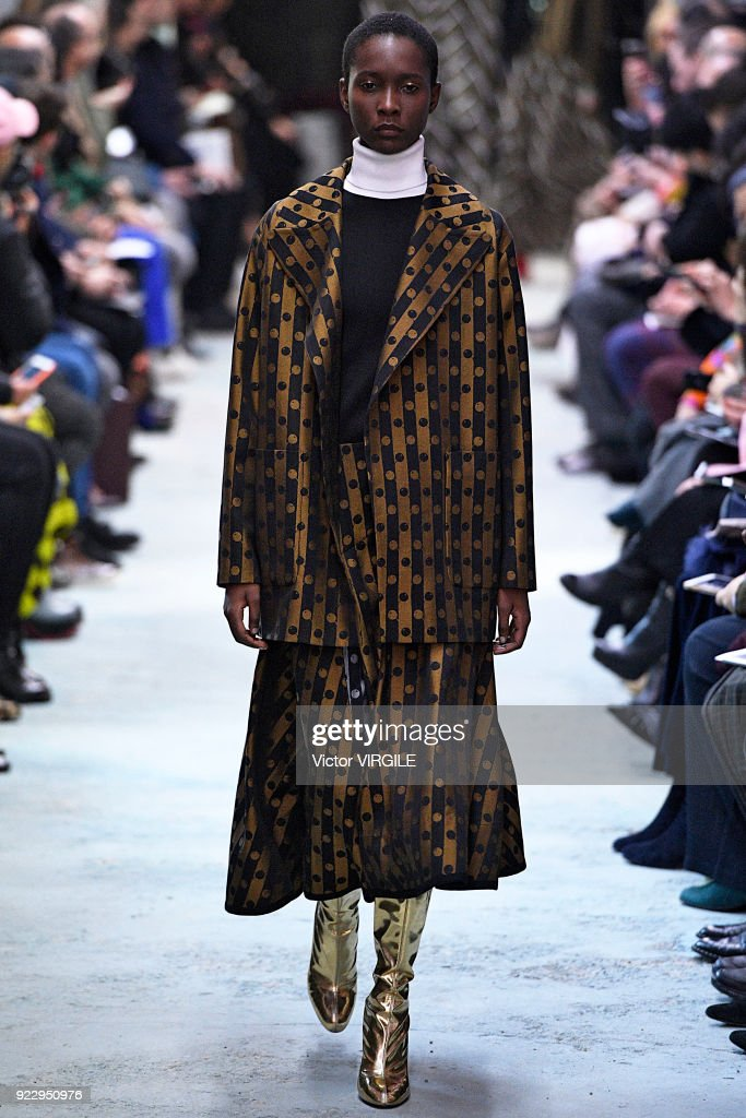 Arthur Arbesser - Runway - Milan Fashion Week Fall/Winter 2018/19